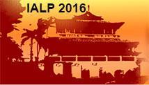 IALP 2016